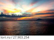 Купить «City Manado, North Sulawesi dramatic sky and volcano», фото № 27903254, снято 26 мая 2019 г. (c) PantherMedia / Фотобанк Лори