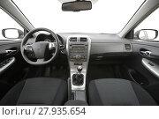 Купить «Car Interior View», фото № 27935654, снято 21 мая 2019 г. (c) PantherMedia / Фотобанк Лори