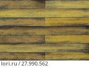 Купить «Brown wood plank background», фото № 27990562, снято 21 июля 2019 г. (c) PantherMedia / Фотобанк Лори