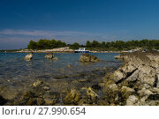 Купить «island of vir,croatia», фото № 27990654, снято 14 ноября 2018 г. (c) PantherMedia / Фотобанк Лори