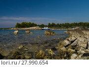 Купить «island of vir,croatia», фото № 27990654, снято 19 февраля 2018 г. (c) PantherMedia / Фотобанк Лори