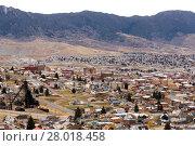 Купить «High Angle Overlook Butte Montana Downtown USA United States», фото № 28018458, снято 27 марта 2019 г. (c) PantherMedia / Фотобанк Лори