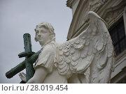 Купить «vienna,karlskirche,karlsplatz,park,baroque,angels,columns,tower», фото № 28019454, снято 20 мая 2019 г. (c) PantherMedia / Фотобанк Лори