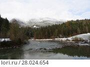 Купить «river,saalach,lofer,au,weer,winter,valley,snow», фото № 28024654, снято 20 мая 2019 г. (c) PantherMedia / Фотобанк Лори