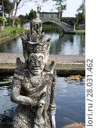 Купить «tirtagangga palace on bali», фото № 28031462, снято 23 февраля 2018 г. (c) PantherMedia / Фотобанк Лори