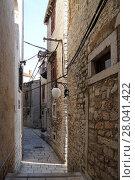 Купить «architecture city town historical croatia», фото № 28041422, снято 23 февраля 2019 г. (c) PantherMedia / Фотобанк Лори