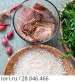 Купить «Vietnamese food, fish soup», фото № 28046466, снято 21 февраля 2018 г. (c) easy Fotostock / Фотобанк Лори