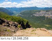 Купить «Tronador volcano and glaciers», фото № 28048258, снято 5 февраля 2017 г. (c) Яков Филимонов / Фотобанк Лори