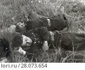Купить «Весна 1958. Командно-штабные учения.», фото № 28073654, снято 18 января 2020 г. (c) Retro / Фотобанк Лори