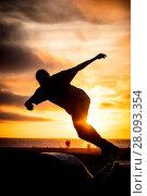 Купить «Venice Beach Skate Park», фото № 28093354, снято 27 июня 2019 г. (c) easy Fotostock / Фотобанк Лори