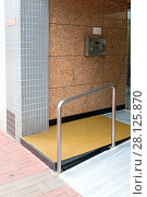 Купить «Handrail», фото № 28125870, снято 27 июня 2019 г. (c) easy Fotostock / Фотобанк Лори
