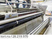 Купить «Washing of carpets on automatic washing», фото № 28219970, снято 19 июня 2017 г. (c) Евгений Ткачёв / Фотобанк Лори