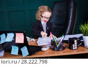 Офис. Стоковое фото, фотограф Корнеева Ирина Владимировна / Фотобанк Лори