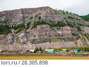 Купить «Деревня Таш-Асты. Башкирия», фото № 28305898, снято 17 мая 2010 г. (c) Акиньшин Владимир / Фотобанк Лори