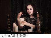 Купить «young with indoor», фото № 28319054, снято 5 марта 2017 г. (c) Майя Крученкова / Фотобанк Лори