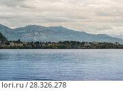 Купить «Боденское озеро, Альпы», фото № 28326278, снято 11 мая 2013 г. (c) Юлия Бабкина / Фотобанк Лори