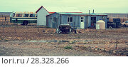 Купить «View on Esperanza town», фото № 28328266, снято 3 февраля 2017 г. (c) Яков Филимонов / Фотобанк Лори