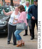 Купить «Alex Jones outside ITV Studios Featuring: Alex Jones Where: London, United Kingdom When: 19 Sep 2016 Credit: Rocky/WENN.com», фото № 28331214, снято 19 сентября 2016 г. (c) age Fotostock / Фотобанк Лори