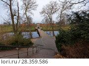 Купить «Gate to Kastellet in Copenhagen, Denmark», фото № 28359586, снято 28 декабря 2016 г. (c) Stockphoto / Фотобанк Лори