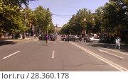 Купить «Улицы Еревана в мае 2018», фото № 28360178, снято 2 мая 2018 г. (c) Агата Терентьева / Фотобанк Лори