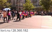 Купить «Улицы Еревана в мае 2018», фото № 28360182, снято 2 мая 2018 г. (c) Агата Терентьева / Фотобанк Лори