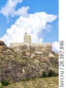 Купить «Средневековая крепость Рабат. Ахалцихская крепость. Ахалцихе. Грузия», фото № 28387846, снято 13 июля 2013 г. (c) Евгений Ткачёв / Фотобанк Лори