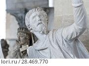 Купить «School of sculptors, restoration of sculptures, workshop repair depot», фото № 28469770, снято 2 марта 2014 г. (c) Сурикова Ирина / Фотобанк Лори