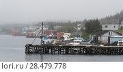 Купить «Fishing boats moored at dock, Louisbourg, Cape Breton Island, Nova Scotia, Canada», фото № 28479778, снято 13 июня 2016 г. (c) Ingram Publishing / Фотобанк Лори