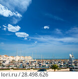 Купить «Alcossebre alcoceber marina port in Castellon of Valencian community spain», фото № 28498626, снято 15 декабря 2019 г. (c) Ingram Publishing / Фотобанк Лори