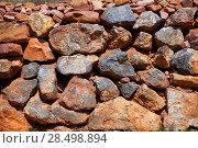 Купить «Masonry texture in Spain Mediterranean ancient wall construction», фото № 28498894, снято 19 апреля 2005 г. (c) Ingram Publishing / Фотобанк Лори