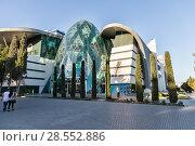 Купить «Торговый центр Park Bulvar. Баку. Азербайджан», фото № 28552886, снято 22 сентября 2017 г. (c) Евгений Ткачёв / Фотобанк Лори