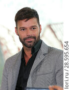 Купить «Press Conference To Announce Ricky Martin as New Resident Headliner at Park Theater at Monte Carlo Featuring: Ricky Martin Where: Las Vegas, Nevada, United...», фото № 28595654, снято 16 ноября 2016 г. (c) age Fotostock / Фотобанк Лори