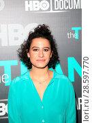 Купить «HBO Documentary 'The Trans List' - Premiere - Arrivals Featuring: Ilana Glazer Where: Edison, New Jersey, United States When: 18 Nov 2016 Credit: Derrick Salters/WENN.com», фото № 28597770, снято 18 ноября 2016 г. (c) age Fotostock / Фотобанк Лори