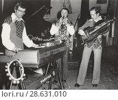 """Купить «02.12.1976. Ансамбль """"Песняры"""".», фото № 28631010, снято 19 апреля 2019 г. (c) Retro / Фотобанк Лори"""