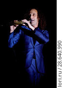 Купить «Kenny G performing on 'The Holiday' Tour 2016 at Parker Playhouse Featuring: Kenny G Where: Fort Lauderdale, Florida, United States When: 01 Dec 2016 Credit: JLN Photography/WENN.com», фото № 28640990, снято 1 декабря 2016 г. (c) age Fotostock / Фотобанк Лори