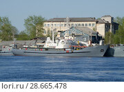 Купить «Корабли военных метеорологов», фото № 28665478, снято 22 мая 2018 г. (c) Яковлев Сергей / Фотобанк Лори