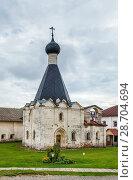 Купить «Kirillo-Belozersky Monastery, Russia», фото № 28704694, снято 14 августа 2017 г. (c) Boris Breytman / Фотобанк Лори