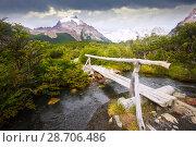 Купить «Cerro Torre and glaciers», фото № 28706486, снято 1 февраля 2017 г. (c) Яков Филимонов / Фотобанк Лори