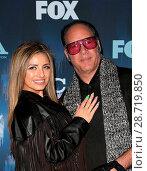 Купить «2017 Winter TCA Tour - FOX All-Star Party at Langham Hotel - Arrivals Featuring: Valerie Vasquez, Andrew Dice Clay Where: Pasadena, California, United...», фото № 28719850, снято 11 января 2017 г. (c) age Fotostock / Фотобанк Лори