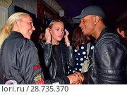Купить «Mercedes-Benz Fashion Week Autumn/Winter 2017 - Racks & Rookies Frontin Release Party at Kitty Cheng Bar Featuring: Natascha Ochsenknecht, Cheyenne Ochsenknecht...», фото № 28735370, снято 19 января 2017 г. (c) age Fotostock / Фотобанк Лори