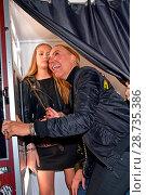 Купить «Mercedes-Benz Fashion Week Autumn/Winter 2017 - Racks & Rookies Frontin Release Party at Kitty Cheng Bar Featuring: Cheyenne Ochsenknecht, Natascha Ochsenknecht...», фото № 28735386, снято 19 января 2017 г. (c) age Fotostock / Фотобанк Лори