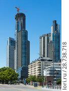 Купить «Office buildings near port in Buenos Aires», фото № 28738718, снято 27 января 2017 г. (c) Яков Филимонов / Фотобанк Лори