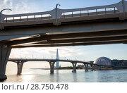 Купить «City Geometry», фото № 28750478, снято 11 июля 2018 г. (c) Юлия Бабкина / Фотобанк Лори