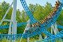 Купить «A popular attraction is the Russian roller coaster.», фото № 28752054, снято 15 июля 2018 г. (c) Александр Клопков / Фотобанк Лори