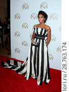 Купить «28th Annual Producers Guild Awards at The Beverly Hilton Hotel - Arrivals Featuring: Janelle Monae Where: Beverly Hills, California, United States When: 28 Jan 2017 Credit: FayesVision/WENN.com», фото № 28763174, снято 28 января 2017 г. (c) age Fotostock / Фотобанк Лори