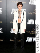 Купить «Los Angeles Premiere of 'John Wick: Chapter 2' held at the ArcLight Hollywood - Arrivals Featuring: Ruby Rose Where: Los Angeles, California, United States...», фото № 28768666, снято 30 января 2017 г. (c) age Fotostock / Фотобанк Лори