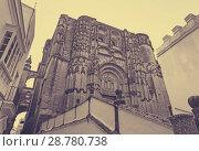 Basílica de Santa Maria de la Asuncion. Arcos de la Frontera (2014 год). Стоковое фото, фотограф Яков Филимонов / Фотобанк Лори