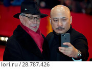 Купить «Celebrities, actors and directors attend the opening night of the 67th Berlinale Film Festival with 'Django' in Berlin, Germany. Featuring: Wang Quan'an...», фото № 28787426, снято 9 февраля 2017 г. (c) age Fotostock / Фотобанк Лори