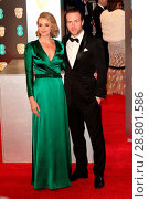 Купить «The 2017 EE British Academy Film Awards held at the Royal Albert Hall - Arrivals Featuring: Elise du Toit, Rafe Spall Where: London, United Kingdom When: 12 Feb 2017 Credit: WENN.com», фото № 28801586, снято 12 февраля 2017 г. (c) age Fotostock / Фотобанк Лори