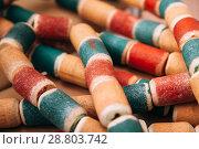 Купить «Color abstract background», фото № 28803742, снято 30 марта 2018 г. (c) Иван Карпов / Фотобанк Лори
